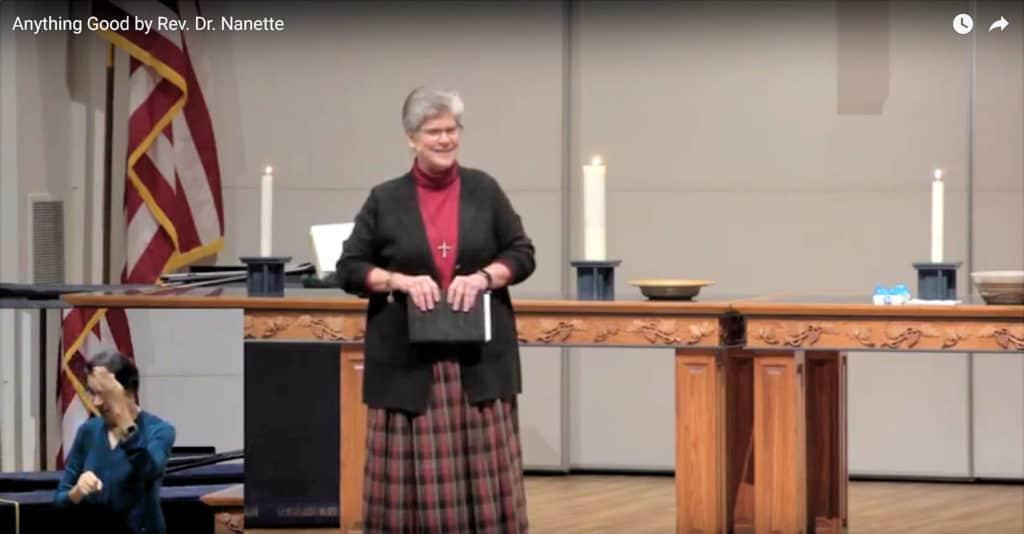 sermon video Jan19